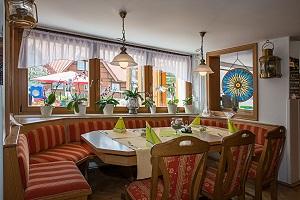Unser Restaurant mit Saal in Wohlenberg im Feriendorf an
